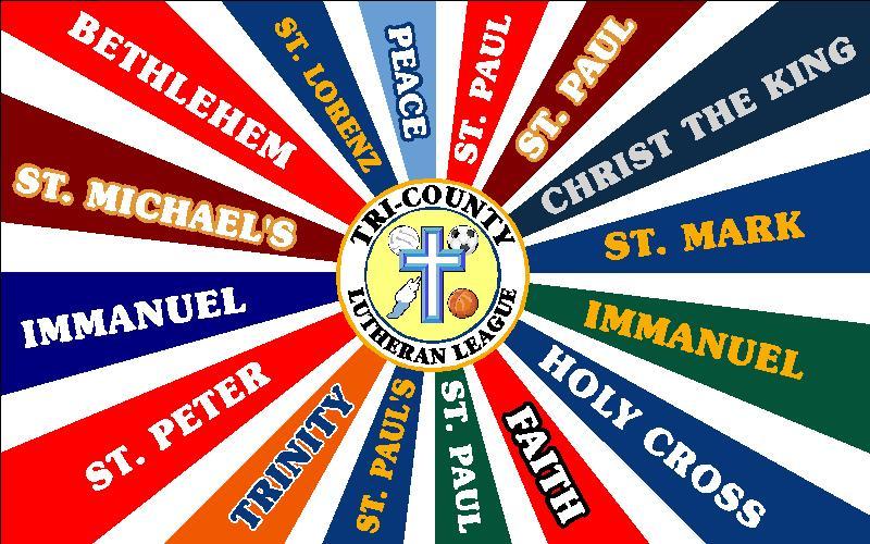 Tri-County Lutheran League(Boys Basketball)