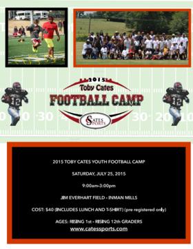 Inman Camp 2015