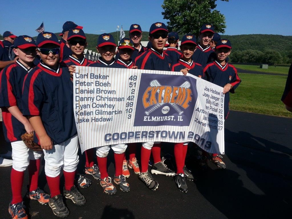 Extreme 12U at Cooperstowns Tourney