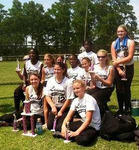 Ladson All-Stars District 7 2012 Champio