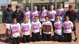 Hayward 18U Gold 2013 Champions