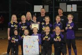 12U Gold Runner Up