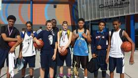 15U - Summer Slam - 2nd place 20JUL2014