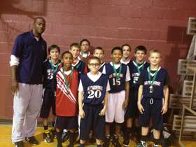 12u Runner Up YMCA EXCEL 2012