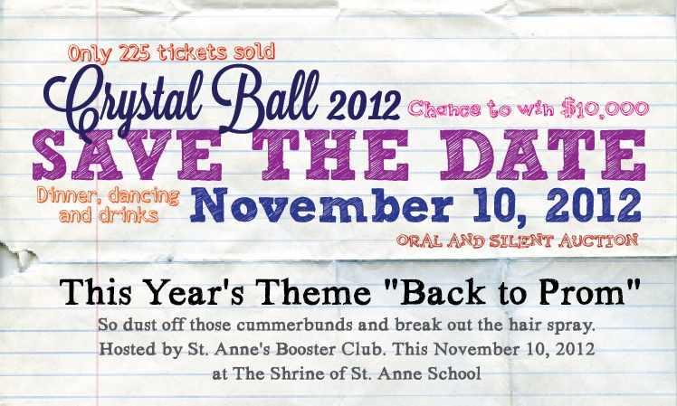 CB SAVE DATE 2012