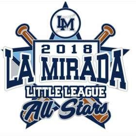 LMLL 2018 All Star Logo