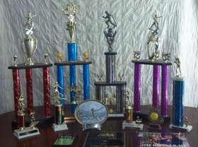 2012 trophies