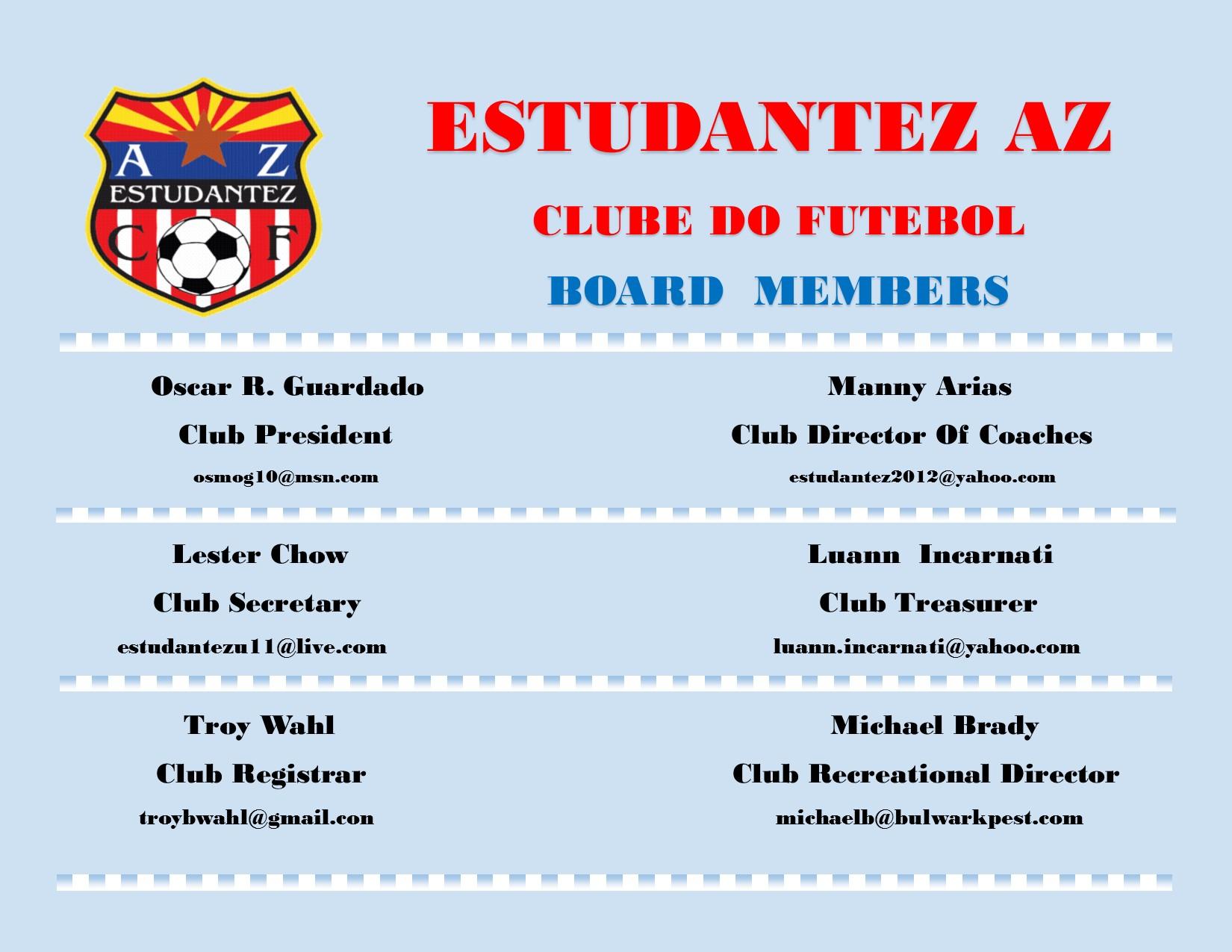 new board members