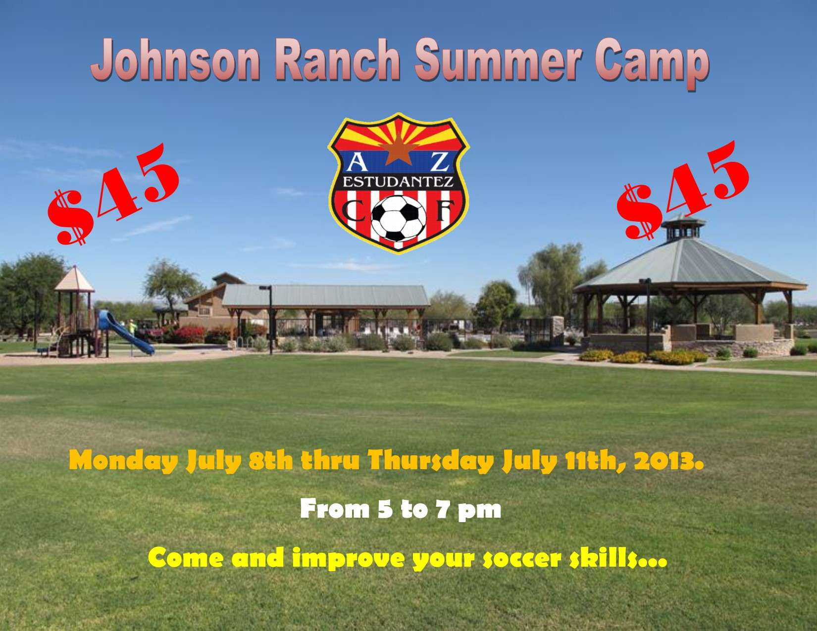 Johnson Ranch Summer Camp 2013_1