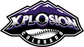 2013 Colorado Xplosion Logo