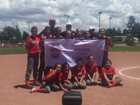 8-10 Softball State Champs