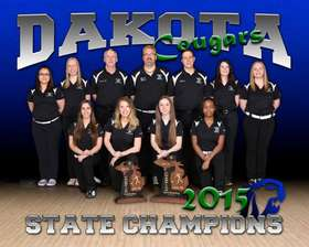 2015 Girls State Champion