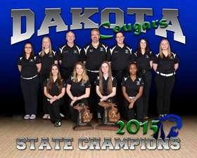 2015 Girls State Champion