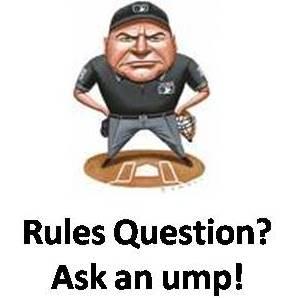 Umpire caricature
