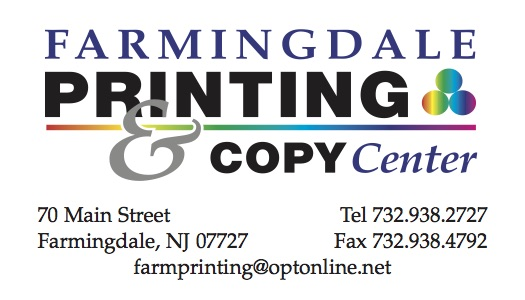 Farmingdale Printing and Copy Center