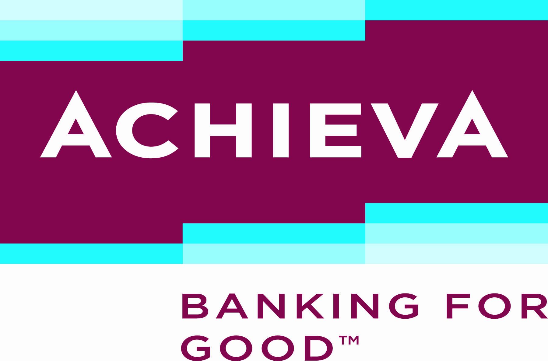 new Achieva logo