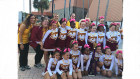 Varsity Cheer Mighty Mite 2014