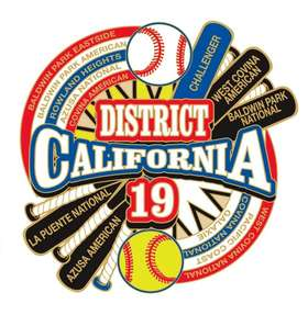 District California 19 Pin