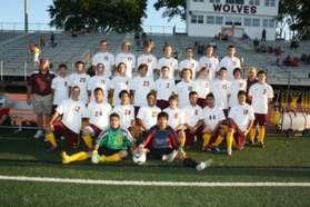 Lake Hamilton Boys Varsity Soccer 2012