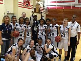 2012 AAU Michigan State 13U Champions!