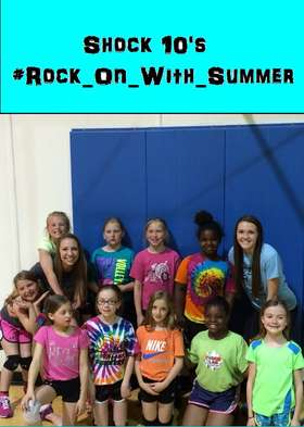 Shock 10's Rock On With Summer