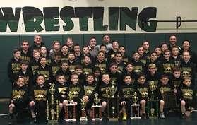 2015-2016 Broncos Wrestling
