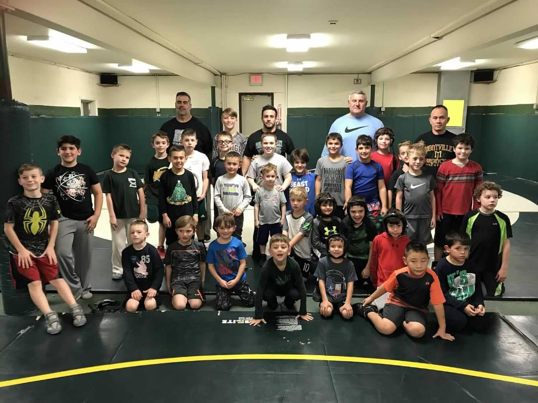 Barn Wrestler