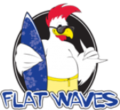 Flatwaves - restaurant  logo