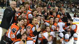 LAtrobe 2013 Penguins Cup AA