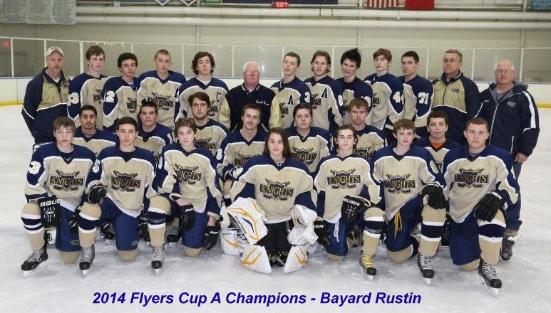 Bayard Rustin - 2014 Flyers Cup