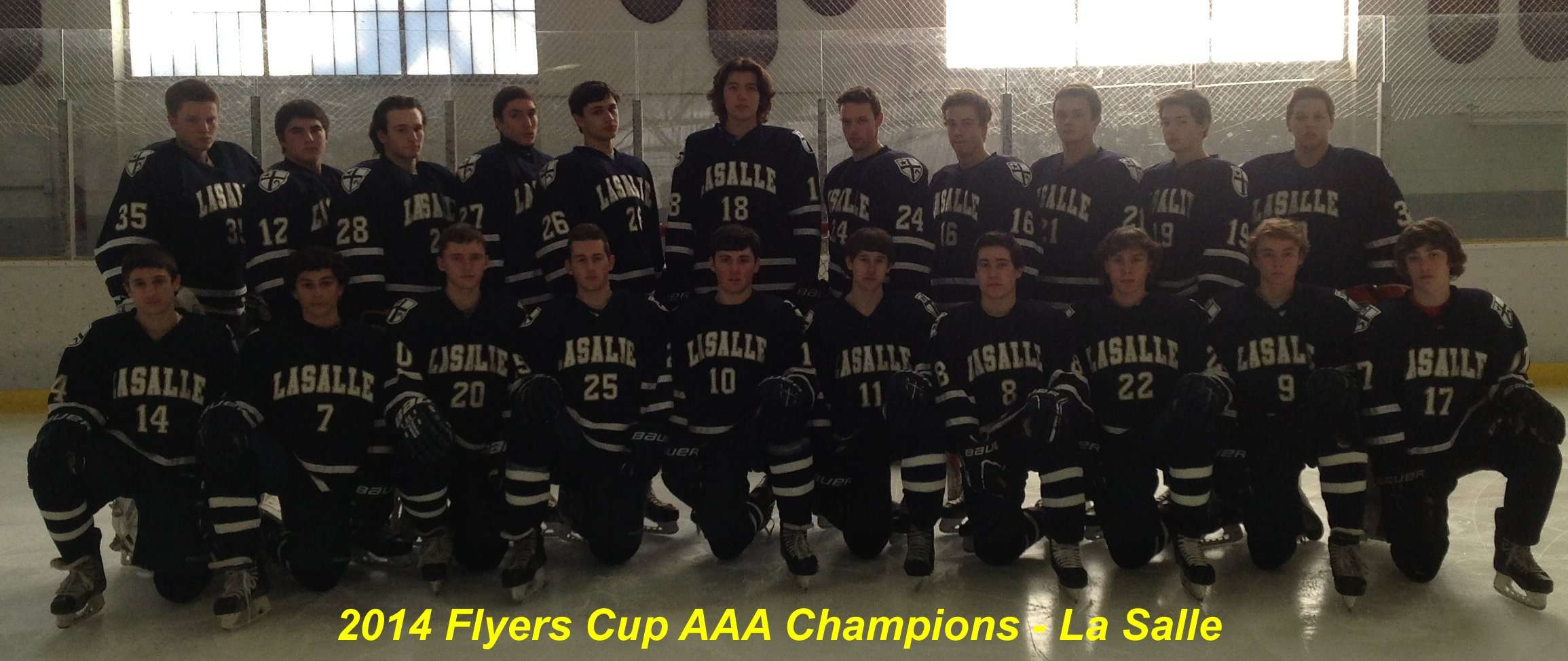2014 Flyers Cup AAA LaSalle