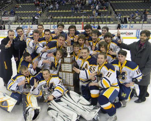 Mars 2011 Penguins Cup