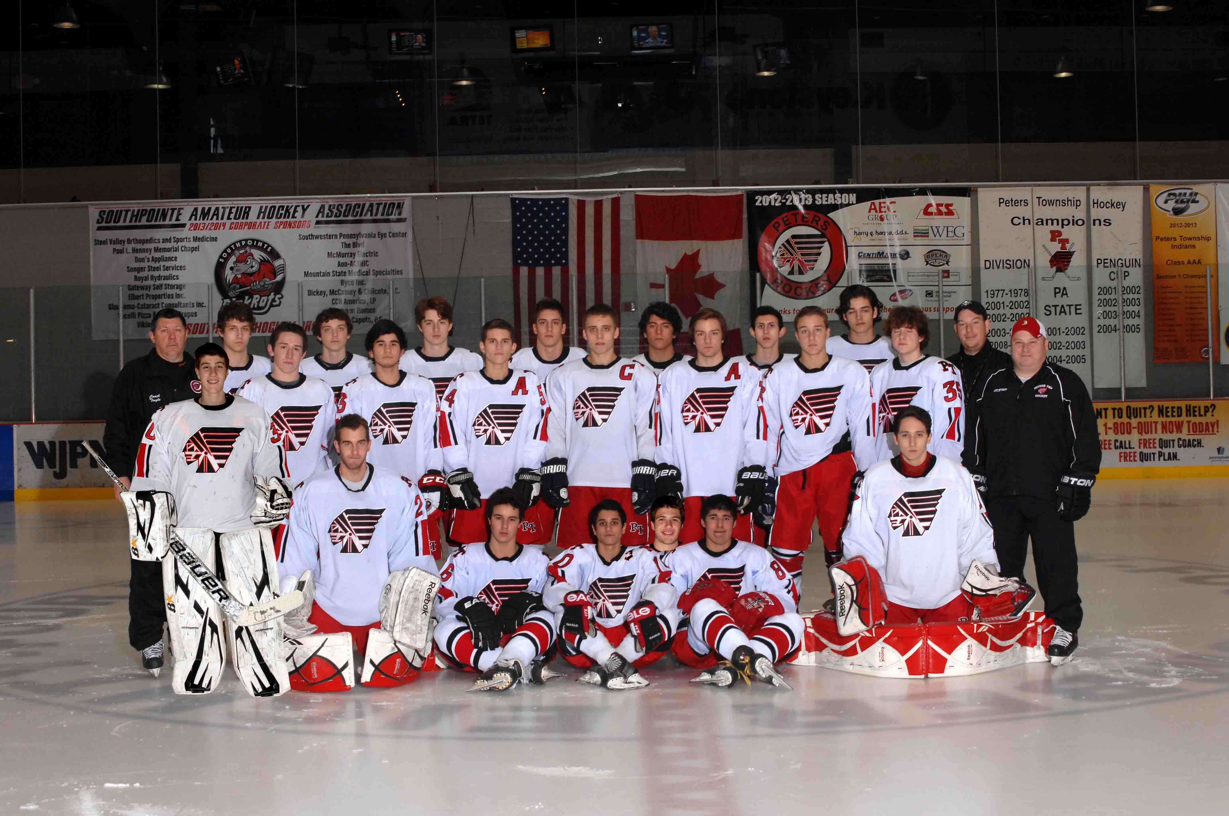 2014 Penguins Cup AAA Peters Twp