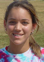 OCT. 27, 2008: CAMILLE SENNETT, SENIOR