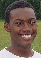 Oct. 15, 2007: Clarence Cartwright, sophomore