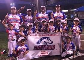 6u World Series Champs
