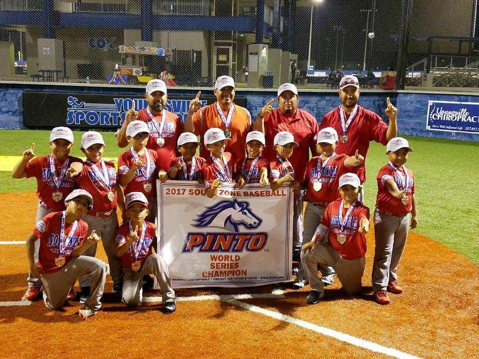 8u BB World Series Champs
