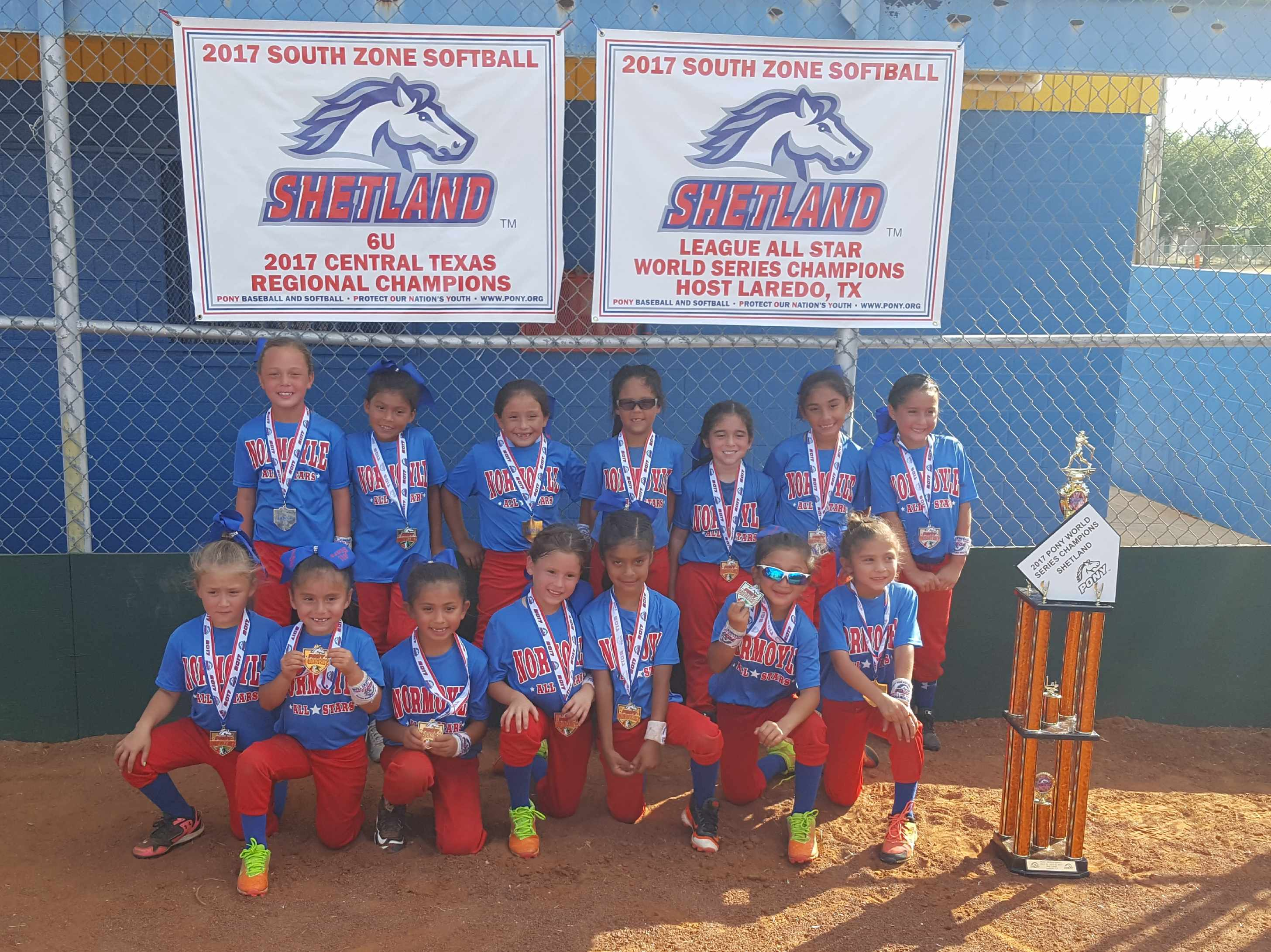 6u SB World Series Champs