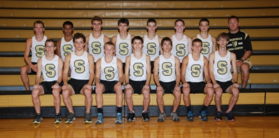 Golden Bears Boys Cross Country Team Pic 2012.png