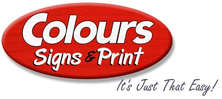Colours Signs and Print