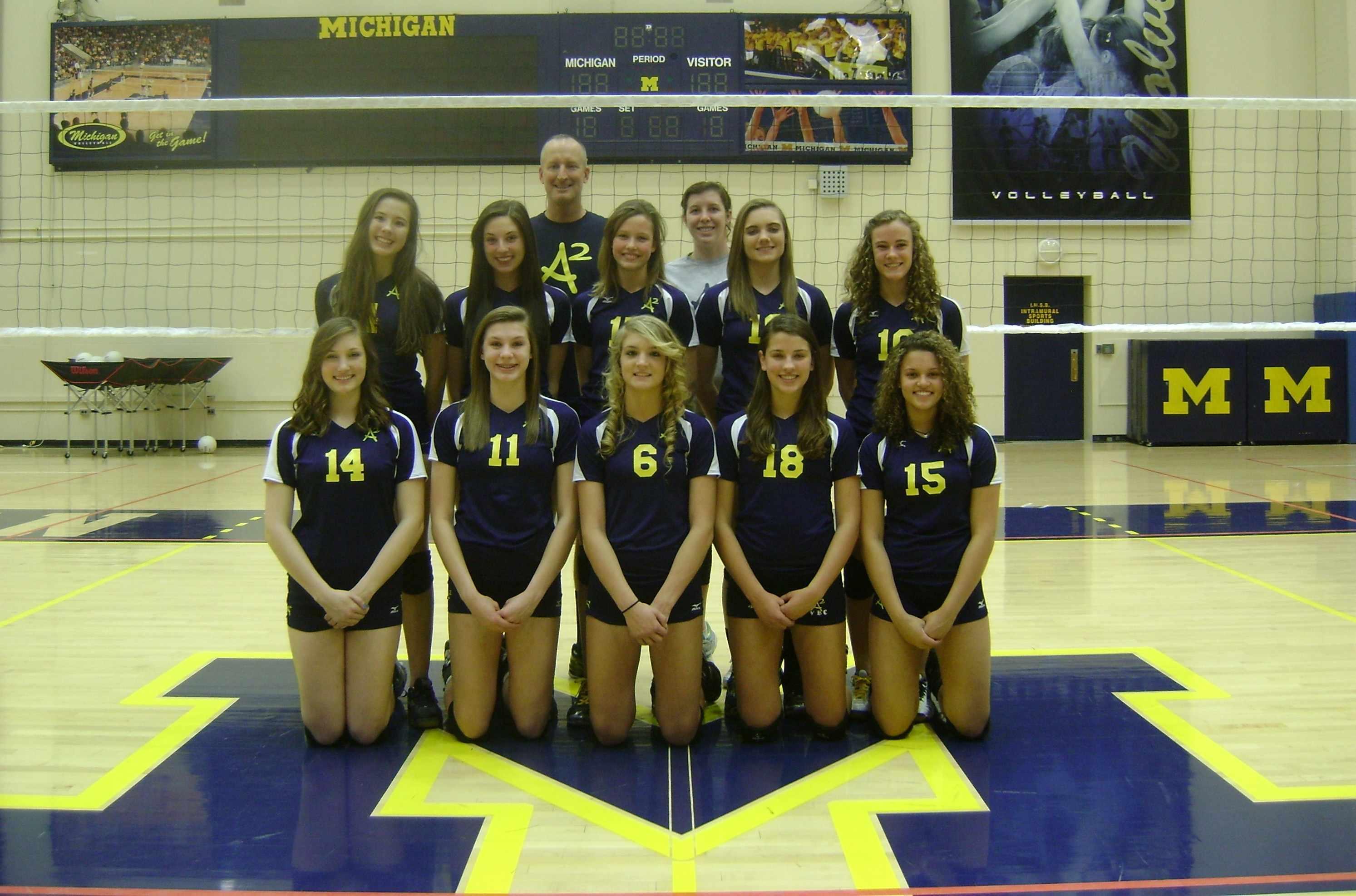 15U Blue Team