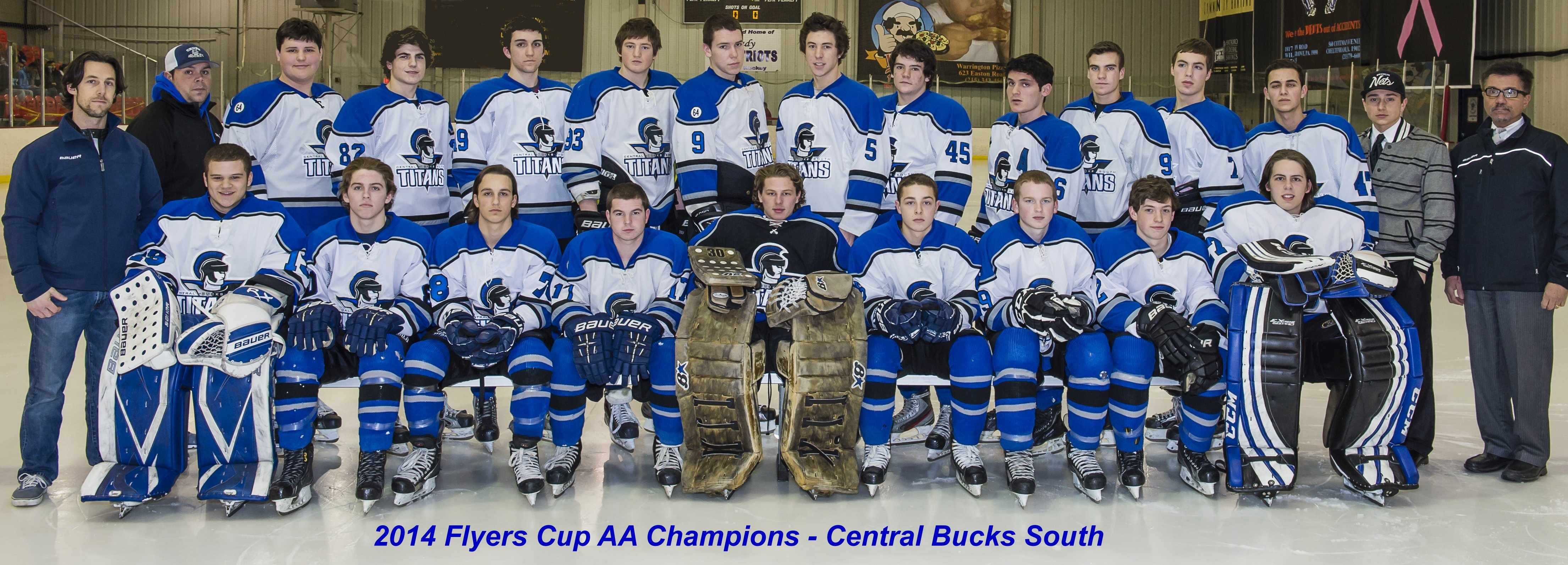 2014 Central Bucks South Titans