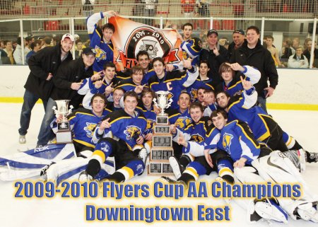 Downingtown East 2010 Flyers Cup AA