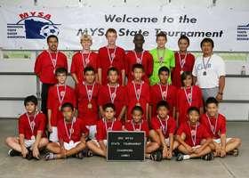 SPU U14 2012