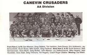 1983 Pennsylvania AA Canevin