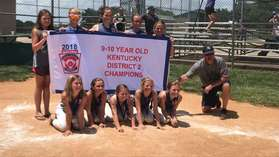 South Oldham 9-10 Year Old National Softball KY District 2 Champions 2018.jpg