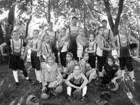 12U Team Photo