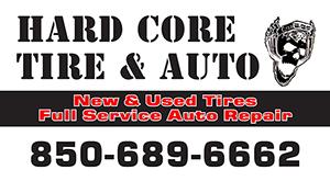Hard Core Tire