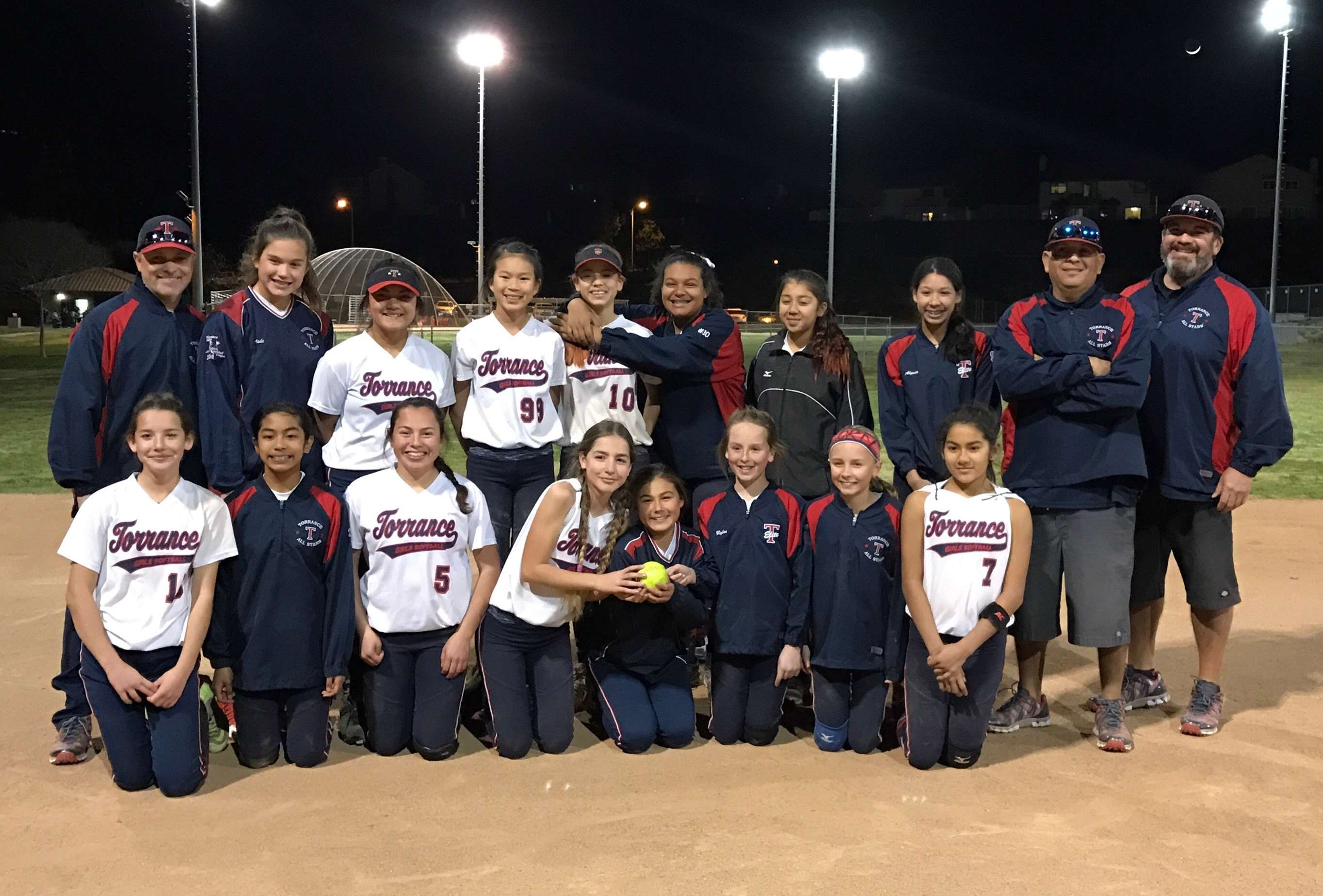 12U Select in Elsinore
