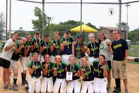 A's CSD Qualify for ASA Nationals 2013